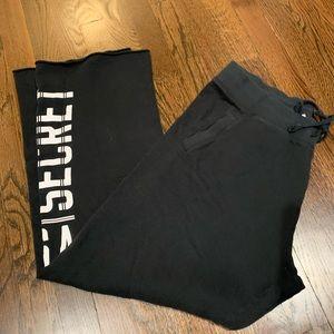 Victoria's Secret Boyfriend Sweat Pants!